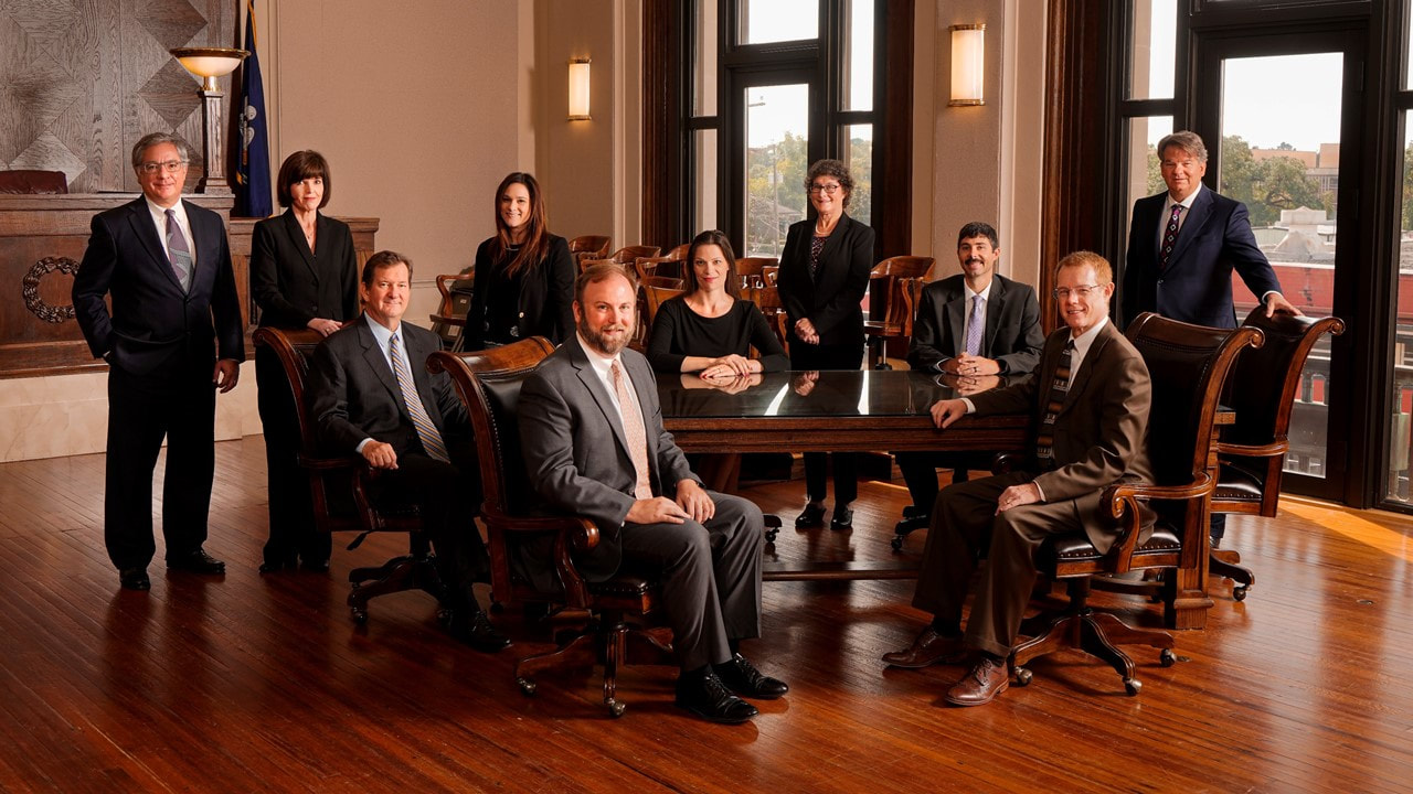 image of Attorneys of the Law Firm Lundy Lundy Soileau & South