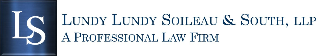Lundy Lundy Soileau & South new logo - clicking on this image returns you to the home page