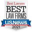 Best Law Firms - US News - Personal Injury Plaintiffs - 2021 Badge - injury lawyers lake charles la - Lundy Law